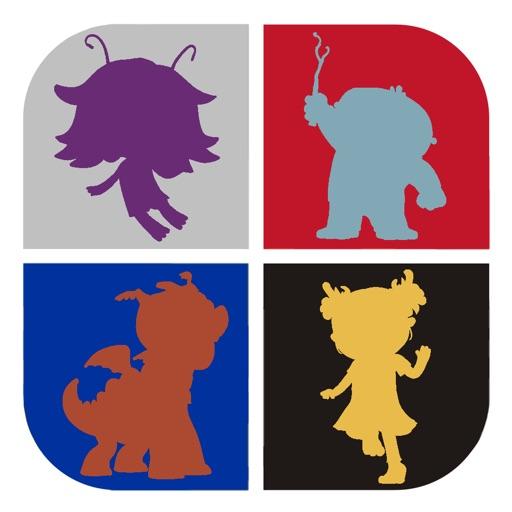 Kids Guess Shadow Wallykazam Edition iOS App