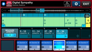 Mobile Music Sequencer screenshot1