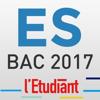 Bac ES 2017 avec l'Etudiant