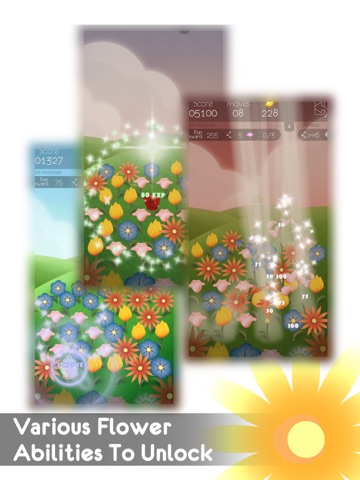 Into The Winds - Zen Flowers Screenshot