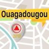 瓦加杜古 離線地圖導航和指南