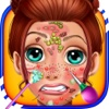 Skin Surgery - Girl Skin Treatment, Injury Remover in Clinic Free Girls & Kids game objectbar skin