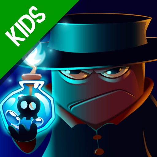 Dracula Boom for Kids iOS App