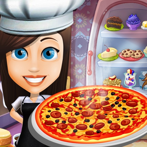 Italian Pizza Cafe : Master-Chef Cheese-burger & Pizzeria Fast Food Restaurant Chain pro iOS App