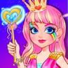 Princess Monster Costume & Face Paint Party