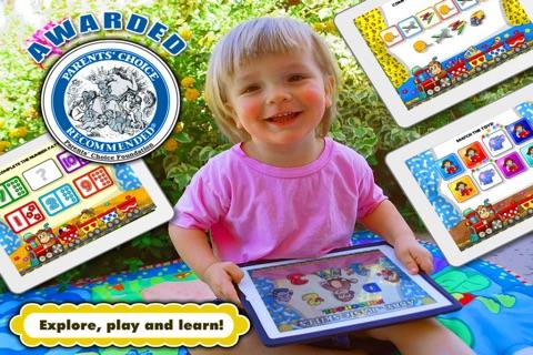 Abby Monkey Basic Skills Pre K screenshot 1