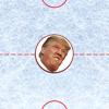 Harlen Shev - Trump Hockey artwork