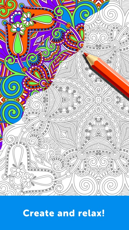 Adult Coloring Book - Coloring Book for Adults by Adult Coloring ...