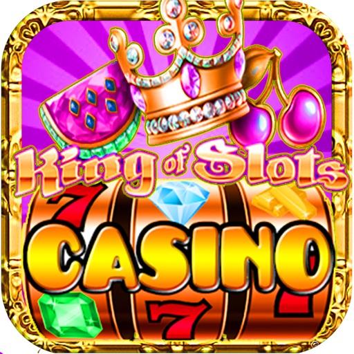 Vegas HD Slot Clever Fruit Game: 777 Casino Slot iOS App