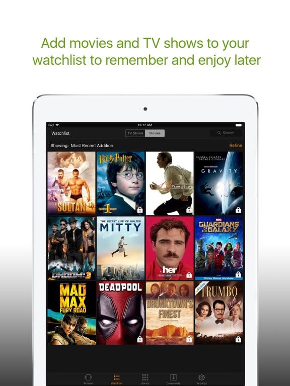 Amazon Prime Video iPad