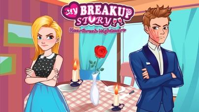 My Breakup Story Screenshot on iOS