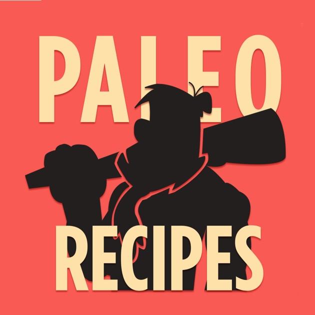 Caveman App Store : Natural paleo diet recipes healthy caveman approved