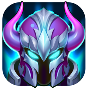 Knights & Dragons: Epic Fantasy Role Playing Game with Monsters, Heroes & PvP Action icon