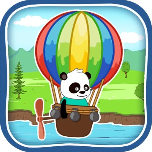 Panda Air Balloon iOS App