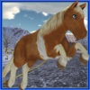 Snow Hill Pony Horse Simulator 3D