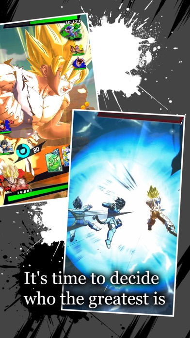 DRAGON BALL LEGENDS screenshot 3