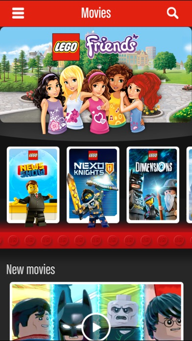 Download LEGO® TV App