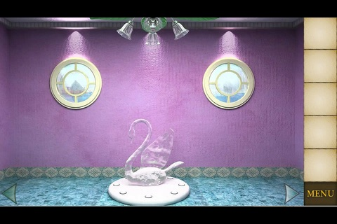 Crystal Swan Escape screenshot 1