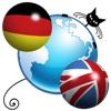 Speak English - German google