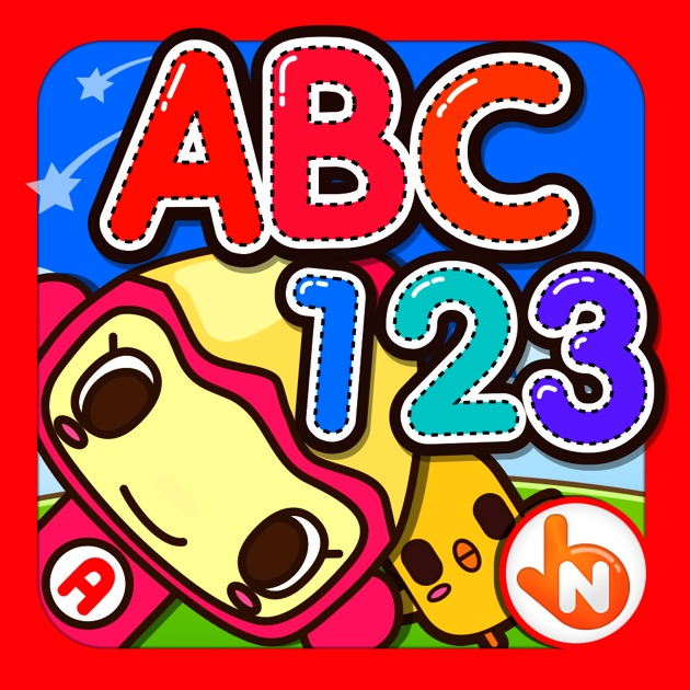 Abc 123 Reading Writing Practice On The App Store