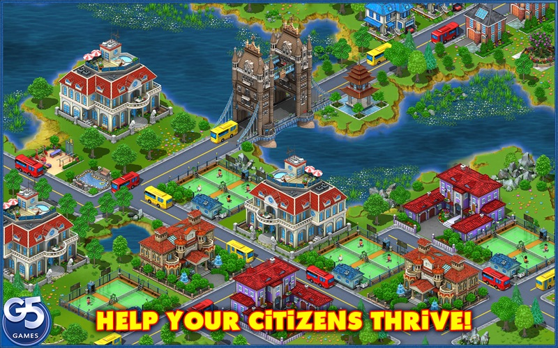 Screenshot #5 for Virtual City Playground®: Building Tycoon