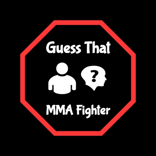 Guess That MMA Fighter! - MMA Quiz iOS App