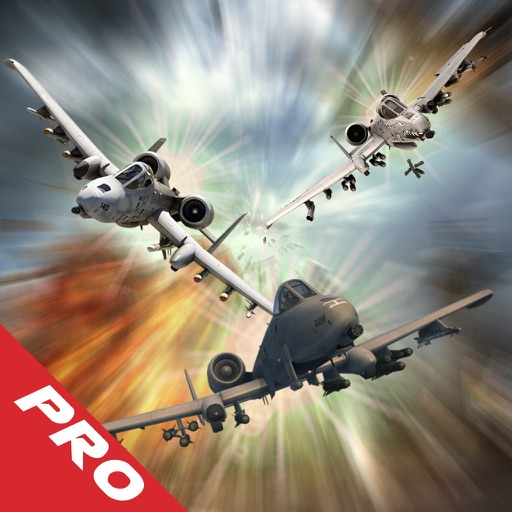 Aircraft Of Racers World Pro - Amazing Flight Simulator Airforce iOS App