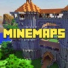 MineMaps - Download Free Maps For Minecraft PE