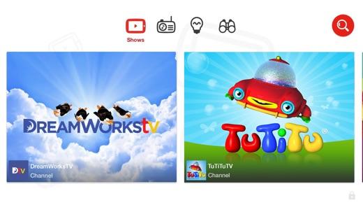 YouTube Kids Screenshots