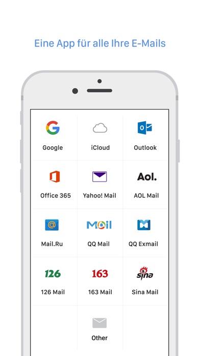 Screenshot von MailTime5
