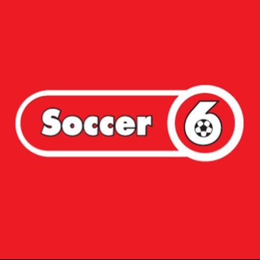 Soccer 6 iOS App
