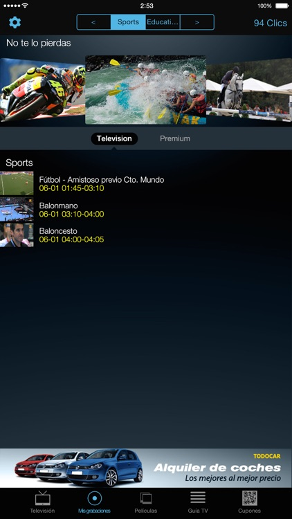 Open miTV by Safeview S L