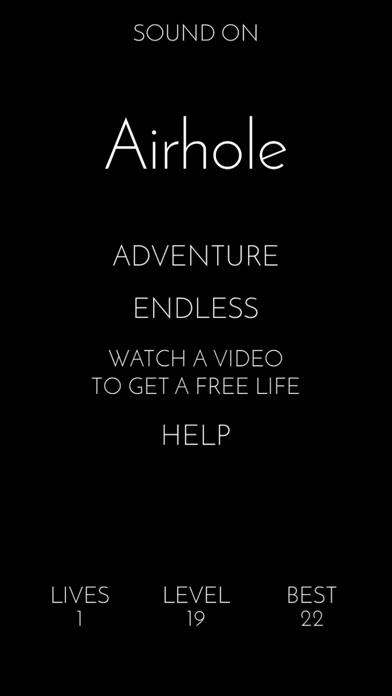 Airhole Screenshot