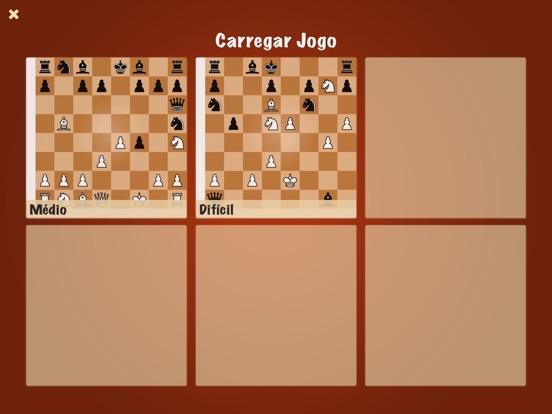 Игра Xadrez Prêmio
