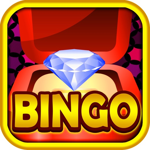 Fruit Bingo Mania with Lucky Jewel & Play Casino Vegas iOS App