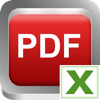 Super PDF Converter for Excel with OCR Lietotnes par iPhone / iPad