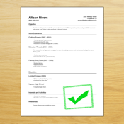 Resume Designer icon
