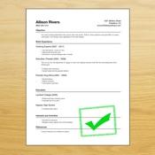 Resume Designer the black white and minimalist rsum Resume Designer 3