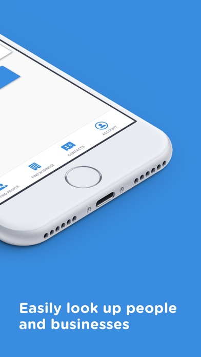 Whitepages Background Checks iPhone