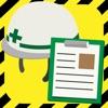 災害留言板和防災設施信息的分享導遊圖