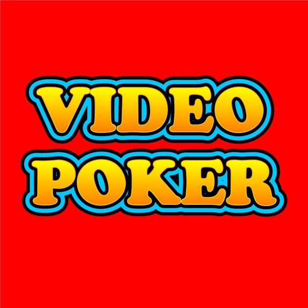 Video poker app free
