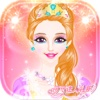 Princess Delicate Dresses - Fashion Beauty Make Up Prom, Girl Free Games