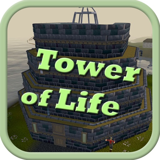 Tower Of Life Icon