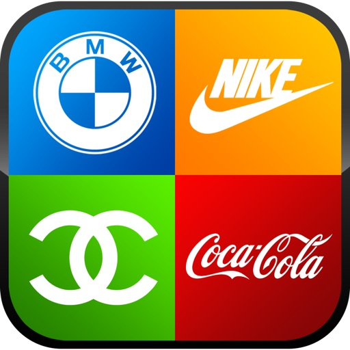 Logo Guess - The Brand Game iOS App