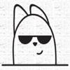 Kitten Cat : Cute Stickers
