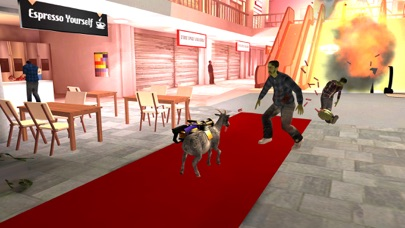 Goat Simulator GoatZ screenshot 5