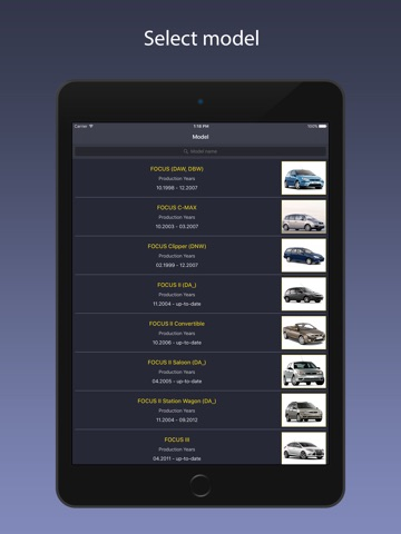 TechApp for Ford screenshot 1
