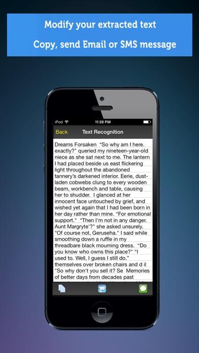 iphone screenshot 4 - Receipt Scanner