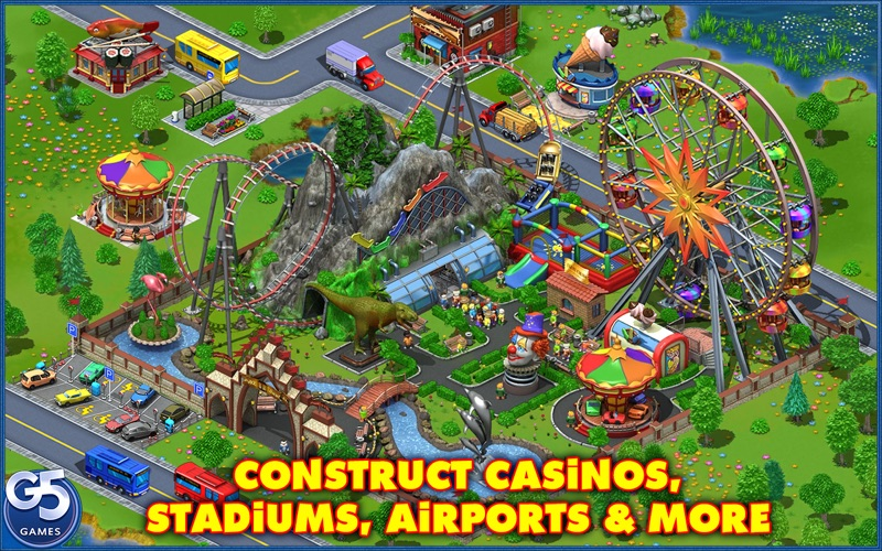 Screenshot #4 for Virtual City Playground®: Building Tycoon