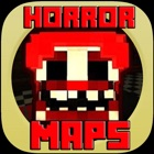 Horror Maps for Minecraft PE - Download The Scariest Map for Minecraft Pocket Edition (MCPE) Free ! icon